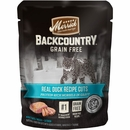 Merrick Backcountry - Real Duck Recipe Cuts Cat Food (12x3 oz)