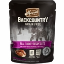 Merrick Backcountry - Real Turkey Recipe Cuts Cat Food (12x3 oz)