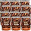 Merrick Grain Free - Chunky Pappy's Pot Roast Dinner Canned Dog Food (12x12.7 oz)