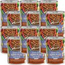 Merrick Grain Free - Puppy Plate Beef Recipe Canned Puppy Food (12x12.7 oz)