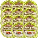 Merrick Purrfect Bistro Gourmet Shreds Grain Free - Tender Turkey Recipe Cat Food (12x3.5 oz)