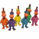"""Multipet Globkens Dog Toy (Assorted Colors) - 11.5"""""""