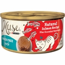 Purina Muse Natural Salmon Cat Food in Gravy (3 oz)