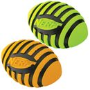 Nerf Dog Spiral Squeak Football - Medium (5 in)