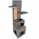 New Age Pet Cat Climber - Grey