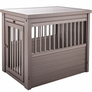 New Age Pet Dog Crate - Grey Medium