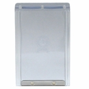 Ideal Pet Clear Vinyl Replacement Flap - Small