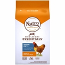 Nutro Whole Essentials Senior Indoor Natural Dry Cat Food for Healthy Weight Farm-Raised - Chicken & Brown Rice Recipe (5 lb)