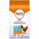 Nutro Whole Essentials Adult Indoor Natural Dry Cat Food for Healthy Weight Farm-Raised - Chicken & Brown Rice Recipe (3 lb)