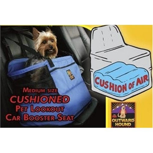Outward Hound Car Booster Seat Medium Up To 30 Lbs 18 Jpg