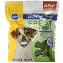 Pedigree Dentastix Fresh Biscuit - Small/Medium (1 lb)