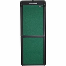 Pet Gear Bi-Fold Travel Lite Pet Ramp With Supertrax - Black/Green