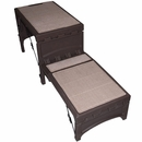 Pet Gear Free-Standing Foldable Pet Stair - Chocolate
