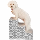 Pet Gear Trellis Print Designer Step III - Spa Blue