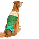 Pet Krewe Mermaid/Merman Dog Costume - Large/XLarge