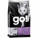 Petcurean Go! Fit + Free Cat Food - Chicken Turkey + Duck (16 lb)