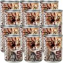 Petguard Beef & Wheat Germ Dinner Canned Cat Food (12x13.2 oz)