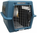 Petmate Vari Kennel Fashion upto 15 lbs - True Blue