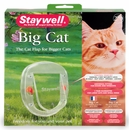 Petsafe - Cat Flap 4-Way Slim Clear Flap