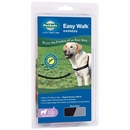 PetSafe Easy Walk Harness - Black/Silver (Medium/Large)