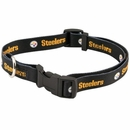 Pittsburgh Steelers Dog Collars & Leashes