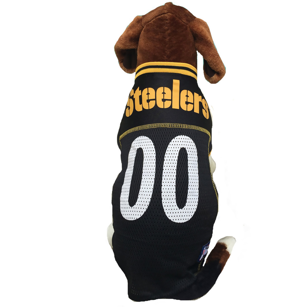 493e29d24 Pittsburgh Steelers Dog Jersey - Large