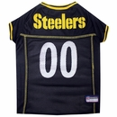 Pittsburgh Steelers Dog Jerseys