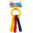 "Nylabone Puppy Teething Keys - EXTRA SMALL (5.5"")"