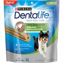 Purina Dentalife Oral Care Dog Treats - Small/Medium 17.9 oz (25 Chews)