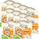 Purina Muse Grain Free - Natural Chicken Recipe with Carrots Wet Adult Cat Food (10x2.1 oz)