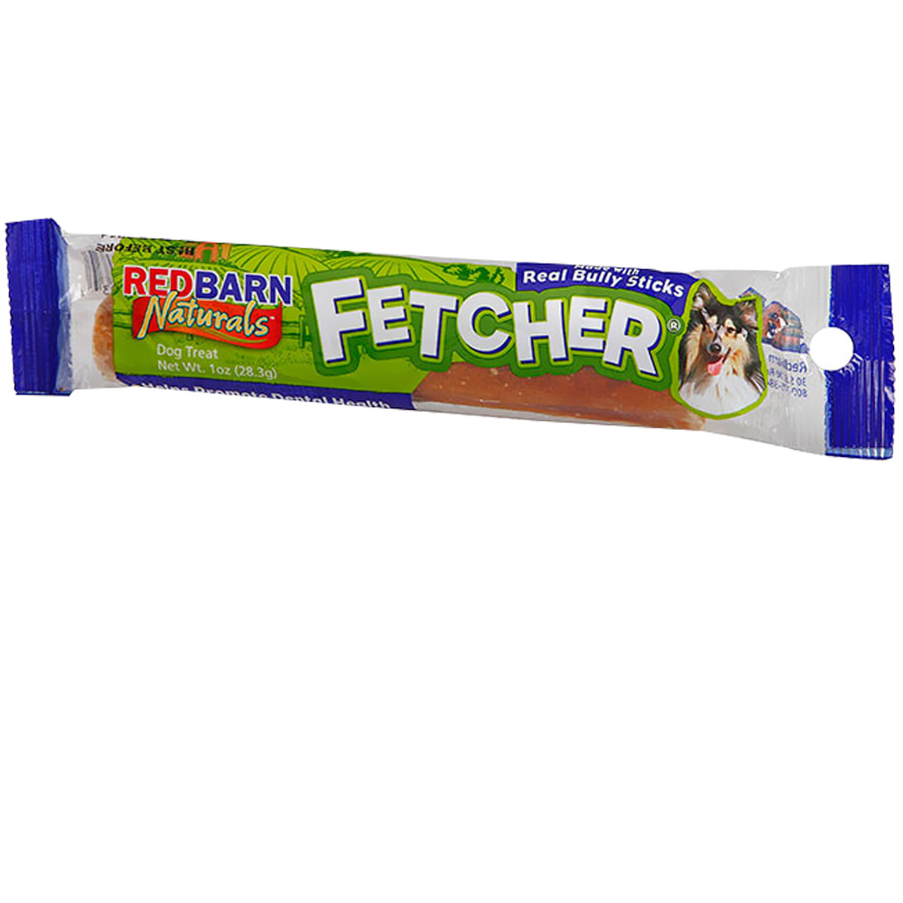 Redbarn® Fetcher® Dog Treat - Medium (1 oz) | Healthypets