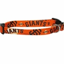 San Francisco Giants Dog Collars & Leashes