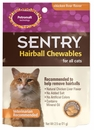 Sentry HC Petromalt Hairball Remedy Chewable Treats (2.5 oz)