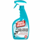 Simple Solution Stain & Odor Remover for Dogs (32 fl oz)