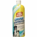 Simple Solution Urine Destroyer - Stain & Odor Remover (32 fl oz)