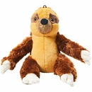 "SnugArooz Sasha the Sloth Dog Toy (11"")"