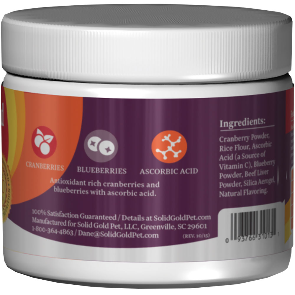 Solid Gold 174 Berry Balance 3 5 Oz Healthypets