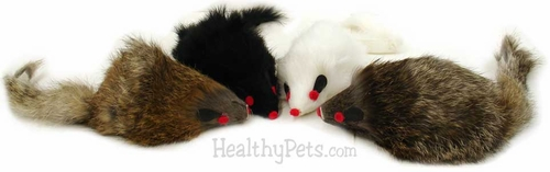 Squeaky Mice Per Mouse On Sale Healthypets