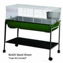 """Stand for RB120 Black Small Animal Cage (47""""x23""""x26"""")"""