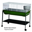 """Stand for RB80 Black Small Animal Cage (31""""x17""""x26"""")"""