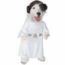 Star Wars Princess Leia Pet Costume - Large