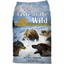 Taste of the Wild Pacific Stream Smoked Salmon Dog Food (5 lb)