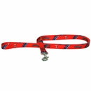 Texas Rangers Dog Collars & Leashes