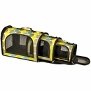 """The Excursion Large Soft Sided Travel Carrier - Tan (17.5""""x11""""x11"""")"""