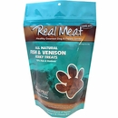 The Real Meat - Fish & Venison Jerky Treat (12 oz)