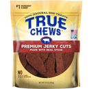 True Chews Premium Jerky Cuts - Made with Real Steak (10 oz)