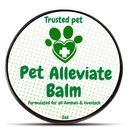 Trusted Pet Alleviate Paw Balm