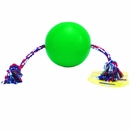 """Tuggo Ball - Water-Weighted Dog Toy - 7"""" (Assorted Colors)"""