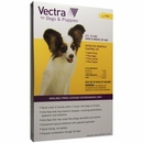 Vectra for Dogs & Puppies 2.5 to 10 lbs - 6 Doses
