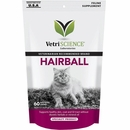 VetriScience Hairball Cat Chew